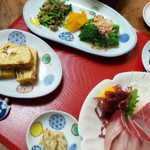 エミココテーブルコーディネート☆春のお野菜でおうち飲みスタート&デリカテッセンのご連絡
