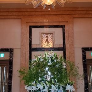 エミココお出かけランチ~☆仲良しさん達とつかの間の休息@東京ベイコートクラブへね。