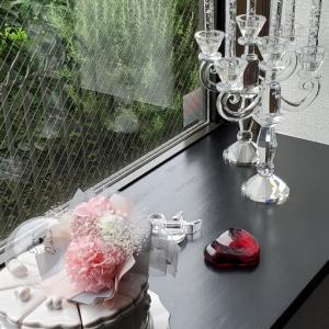 エミココリフォーム工事☆食器棚に棚板をプラスして。収納の準備をね