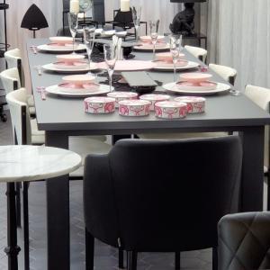 エミココキッチン7月☆6回のテーブルコーディネートの変化をね①
