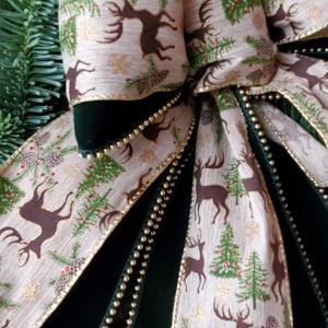 エミココクリスマスリース☆オーダー作品☆シンプルに仕上げた2作品ね