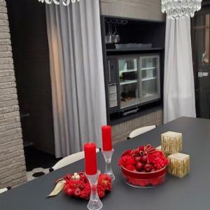 エミココテラスハウス☆お店みたいになりました❣️&ピカピカの二階の廊下&おうちご飯ね