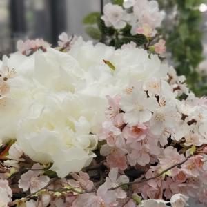 エミココテーブルコーディネート☆サクラ咲く~暖かい春のおもてなしをね✨