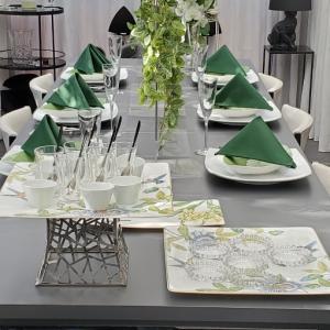 エミココキッチン4月☆テーブルの上を飾る彩り鮮やかなお料理たち