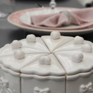 エミココフラワー&ランチレッスン☆明日のテーブルは甘くバタフライのプレートで&おうちご飯をね