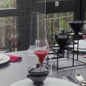 エミココキッチン9月☆暖かメニューに秋の食材。。テーブルには華やかなお料理たち