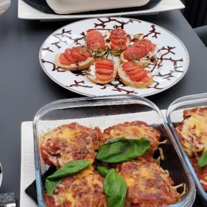 エミココキッチン9月五回目終了~&サロンはハロウィーン&オウチご飯ね