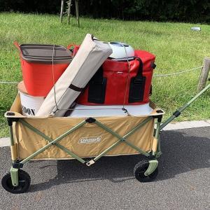 我が家流!キャンプ道具の車への荷物の積み方と収納を詳しくブログで紹介。