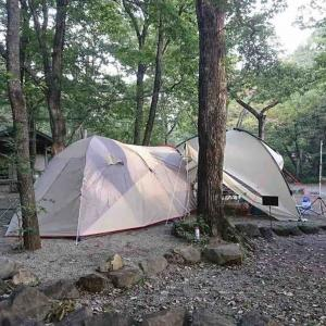 DODのプレミアムワンタッチテントは家族で使うおすすめテント!詳しくブログで紹介。