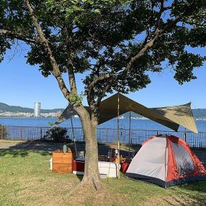 テントはフライシートなしでも大丈夫!我が家の方法を徹底的にブログで紹介。