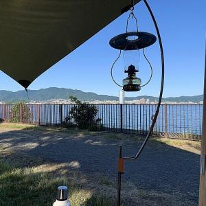 キャンプでシャワーなしの時はどうする?我が家の方法を詳しくブログで紹介。