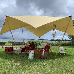 琵琶湖の湖岸緑地公園で穴場!志那2は無料でキャンプやバーベキューができる!バス釣りをされる方にもおすすめ!