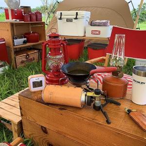 キャンプでちびパンは必要!我が家はちびパンで揚げ物を作りました!