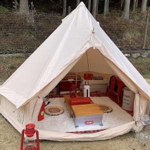 冬キャンプに気をつけることはこれしかない!年間50泊キャンプに行く我が家が詳しくブログで紹介。