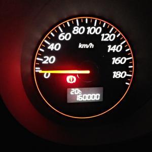 エア君16万キロ、もうすぐ5回目の車検