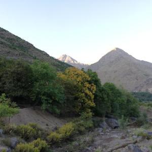 モロッコ最高峰・Toubkal(トゥブカル)4167mを目指してトレッキング 1日目