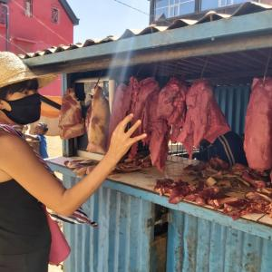 マダガスカル軟禁生活日記 その157 スープパスタと牛ヒレカツ