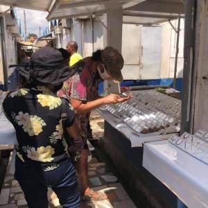 マダガスカル軟禁生活日記 その232 宝石マーケットで久々にテンションアゲアゲ