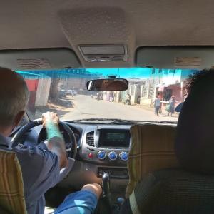 マダガスカル軟禁生活日記 その320 新しい車でアンタナナリボ郊外へドライブ
