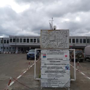 マダガスカル軟禁生活日記 その362 PCR検査の結果とエチオピア航空から搭乗拒否勧告とフォアグラとラフトゥトゥ