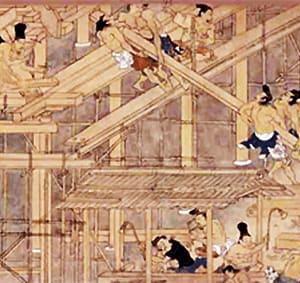 【鎌倉時代の建築仕事を伝えるメディア】