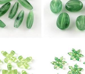 春夏テーマは「Green」をコンセプトにしたビーズの12選|PandaHall