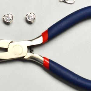 ハート型ペンダントネックレスの作り方!PandaHall