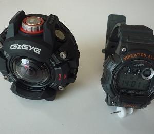 カシオ G'z EYE GZE-1購入