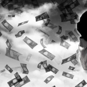 お金が飛んでいく。。。普通に生きてるだけなのによ