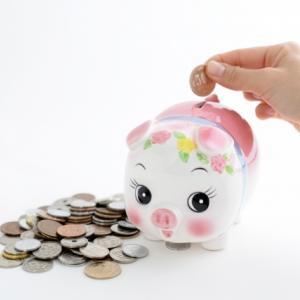 毎月の1万円貯金継続中。で、いくら貯まったか