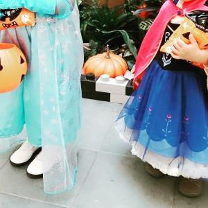 お誕生会とハロウィン仮装