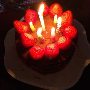 9回目の誕生日