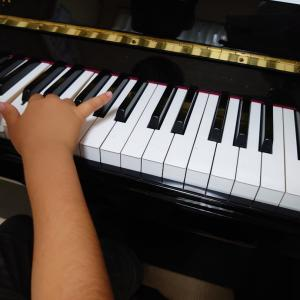 小学生ピアノ  どのくらいのはやさかなぁ?
