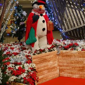 クリスマスの曲をピアノで弾いたよ