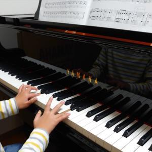 ピアノの弾き方からのイメージ