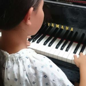 ピアノレッスン空き時間