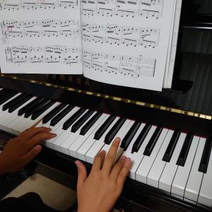 ピアノレッスンで話したことを活かす
