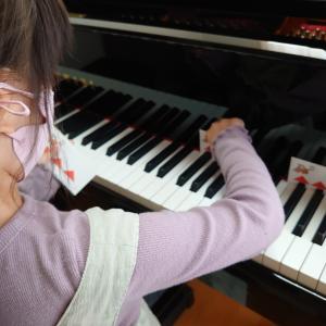 ピアノ体験レッスン保護者の声