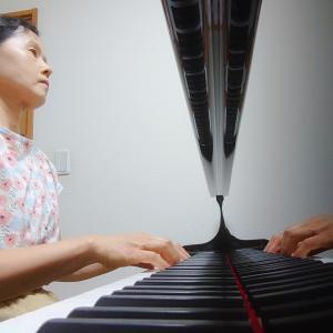 ピアノレッスン夏期休業