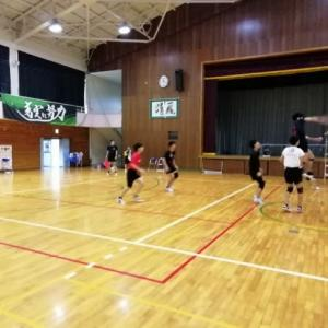 9月20日㈰ ハ千代高校練習試合