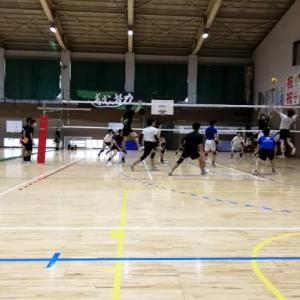 9月21日㈪ 伊奈学園 練習試合