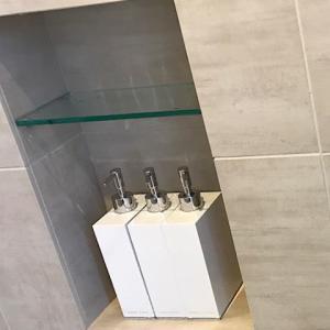 浴室棚( ゚Д゚)