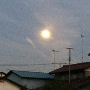 今宵は月にアンダーバー