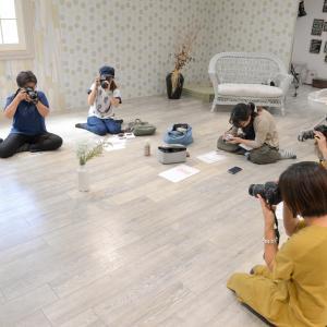 【開催レポ】9月☆フォトスタジオアンナデイズ 初心者向け一眼レフカメラ講座
