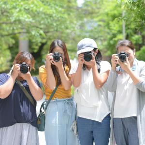 【6月開催レポ】写真上手になろう!カメラワークショップ@小田原城内報徳二宮神社 杜のひろば