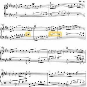ポリフォニーを弾く時の難しさって? (質問編)