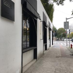 あの有名店の跡地に出来たカフェ
