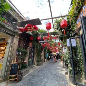 上海の人気観光地田子坊の変化