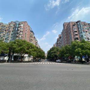 古北の中心が上海のホットスポット化
