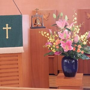 そうだ!教会へ行こう\(^.^)/その85